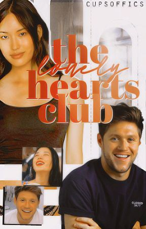 the lonely hearts club || n.h au by cupsoffics
