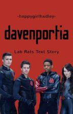 DAVENPORTIA ⇢ LAB RATS TEXT STORY by -hxppygirlhxdley-