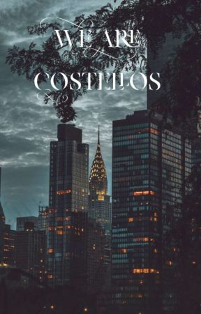 We are Costellos by _crazy_hooman_