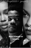 Best friends or Lovers? (Roddy Ricch) cover