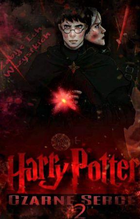 Harry Potter i Czarne Serce(tom 2) by PotterWatts