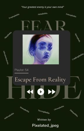 Escape from Reality by Pixelated_jpeg