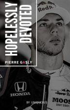Hopelessly Devoted ☆ Pierre Gasly by uniquexus