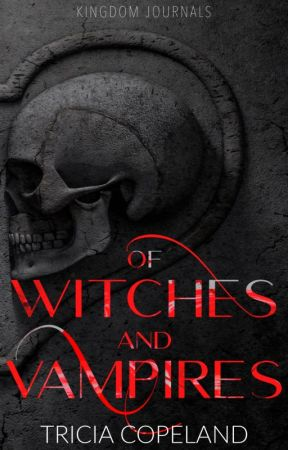 Of Witches and Vampires by TriciaBrzostowicz