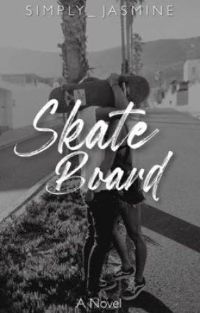 Skateboard by SimpIy_Jasmine