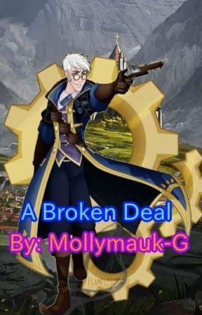a broken deal (gun slinger malereader x rwby) by Mollymauk-G