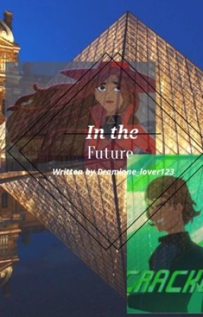 In the future (Red Crackle) by Dramione_lover1234