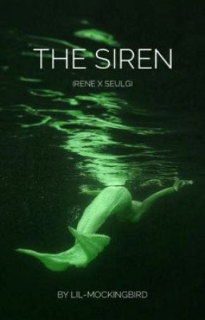 The Siren - Red Velvet by lil_mockingbird