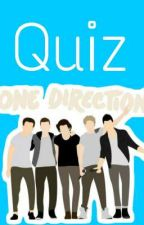 Quiz (One Direction Trivia) by Directioners010
