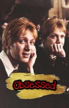 Obsessed // Weasley Twins by Ferretmalf0y