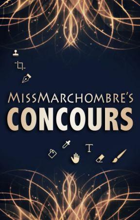 Concours de graphisme [OUVERT] by MissMarchombre
