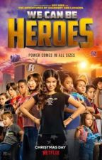 Sequel to the divine- we can be heroes. by yinyah