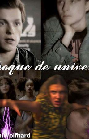choque De Universos {DC, Avengers, TUA, ST, IT, HP, WCBH and you} (En Curso) by FiamiWolfhard
