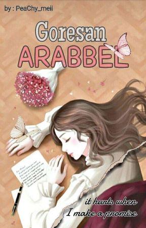 Goresan ARABBEL by PeaChy_meii