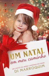 Um Natal em meu caminho - Um Conto da Série Caminhos do Amor (DEGUSTAÇÃO) cover