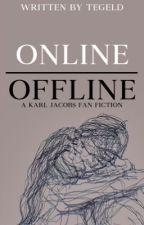 Online Offline ~ Karl Jacobs by tegELD