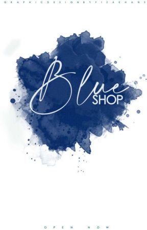 BLUE~~A cover shop by FizaKhan3