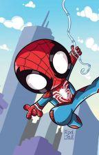 Spider-Man is on Dream! ✨ Pico! (Spider-Man Chibi x Bang Dream Pico) by Doctmar123