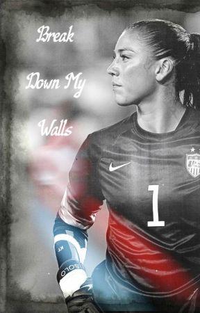 Break Down My Walls by JReezyyyy