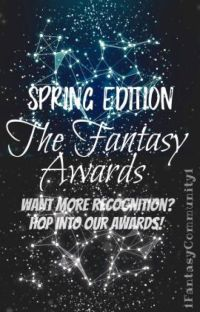 The Fantasy Awards *Spring Edition* cover