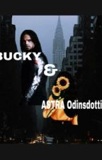 Bucky x Astra Odinsdottir by acebblanco