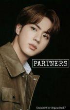 """""""Partners""""- Jin ff ✓ by ilegalalien17"""