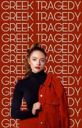 GREEK TRAGEDY ° COBRA KAI (ON HOLD) by Autogirls