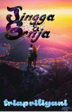 Jingga & Senja by triapri12
