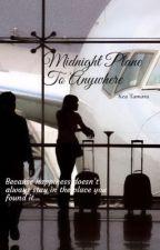 Midnight Plane To Anywhere by Tamarareadshere