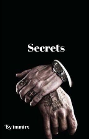 Secrets by immirx
