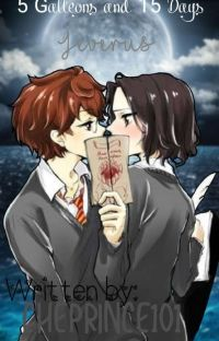 5 Galleons and 15 Days cover