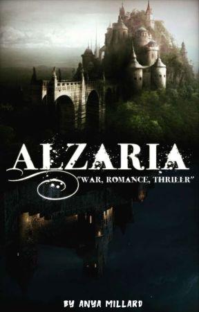 Alzaria by IsAFluffyFox