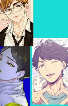 the stupid Thing oikawa, atsumu and suna do by mika-miya