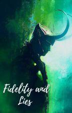 Fidelity and Lies    Loki x Sigyn by Ink_AC