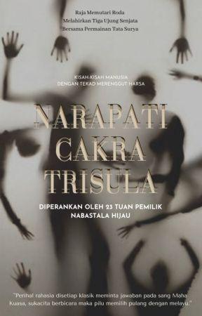 Narapati Cakra Trisula by yantrasta