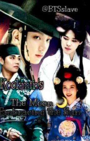 Kookmin's The Moon Embracing the Sun by BTSslave