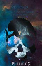 planet X  (Co Writer  Michael Baba Anisa Soeryanata) by Queendani2u
