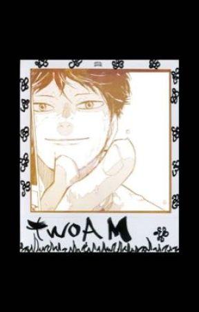 twoAM | tobio kageyama by hoeneymilktea