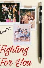 Fighting for you (Bangpink) JJENINII  by jjeninii