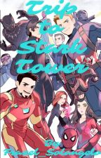 Trip to Stark Tower by Frazel_Solangelo