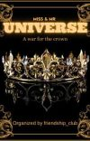 Miss & Mr Universe cover