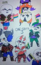 Outcast Oneshot book #3 by Broken-fnaf-fan