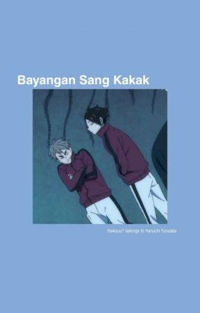 Bayangan Sang Kakak by maggiellezk