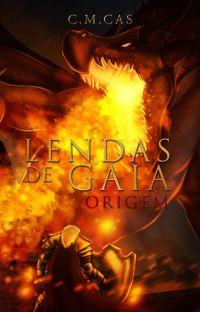 Lendas de Gaia: Origem cover