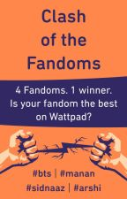 Clash of the Fandoms by WriteToEngage