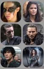 The 100 Oneshots: (including LGBTQ+) by crackheadinthehouse