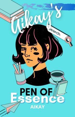Aikay's Pen of Essence  by KeiWolfie