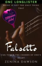Falsetto | T. Drake by ZeninaD