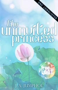 The Uninvited Princess cover