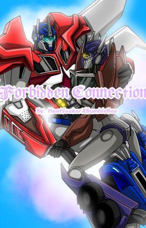 Forbidden Connection by HeatSeekerXBumbleBee